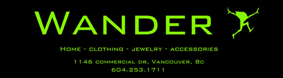 Wander, 1146 Commercial Dr, Vancouver BC